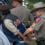 Arrests made at Texas anti-fascist rally