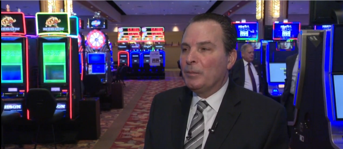 New South Bend casino prepares for opening. // WSBT 22