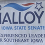 Malloy campaigns on strengthening rural Iowa for Senate District 41 seat