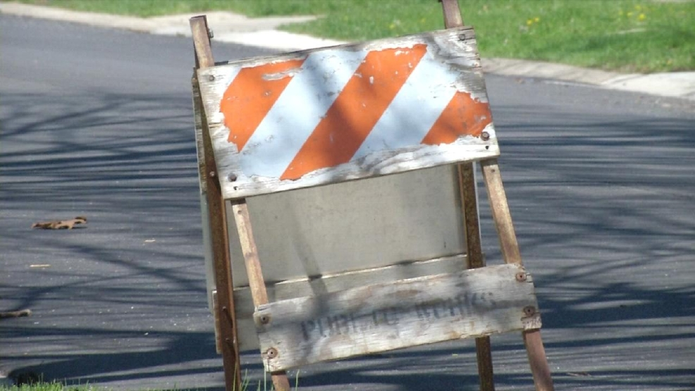 Section Of West Lake Shore Drive To Be Temporarily Shut