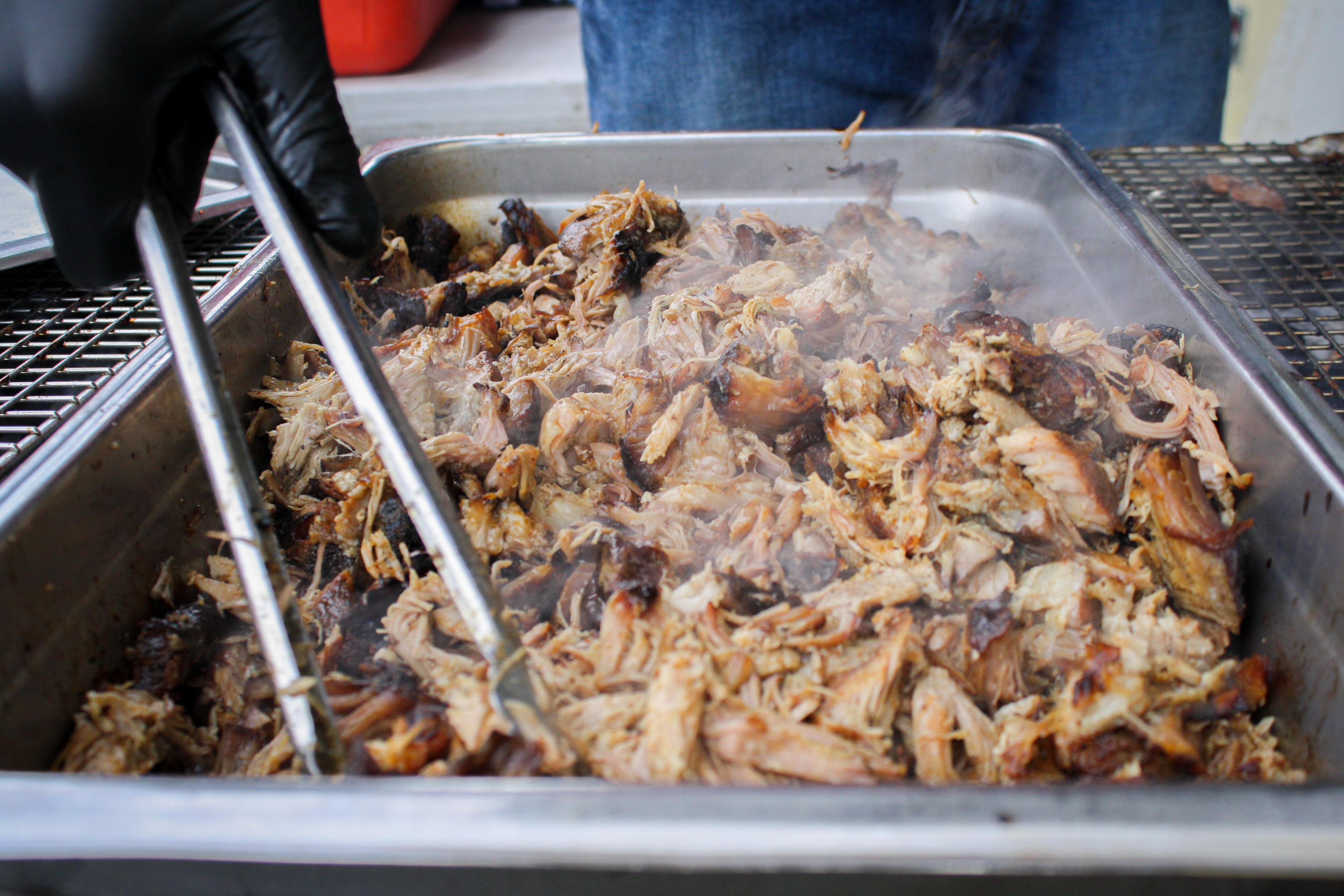 G&H Pig Palace pulled pork (Image: Chow Foods)