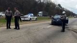 Person injured in accident on I-16E in Macon