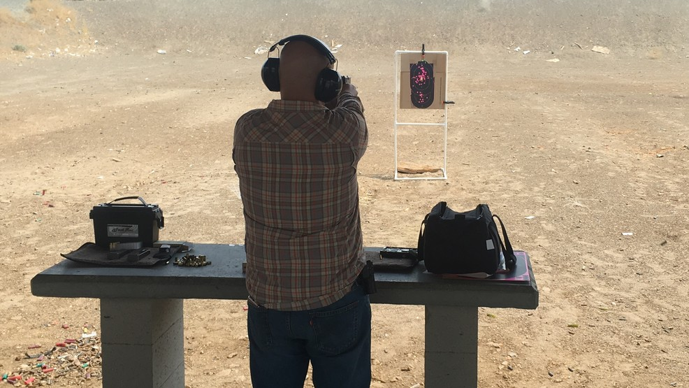 Gun Store Owner Outdoor Shooting Range In Reno Could