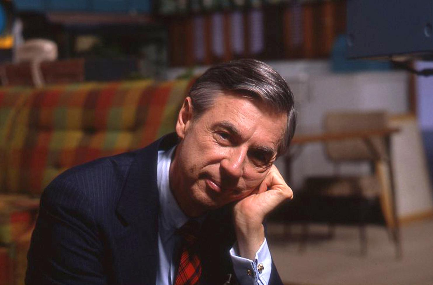 <p>Fred Rogers on the set of his show Mr. Rogers Neighborhood from the film, WON'T YOU BE MY NEIGHBOR?, a Focus Features release. (Photo: Jim Judkis, Focus Features)</p>