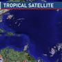 Two tropical systems in the Atlantic
