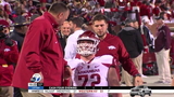 Hogs lose two starters for the rest of the season due to injuries