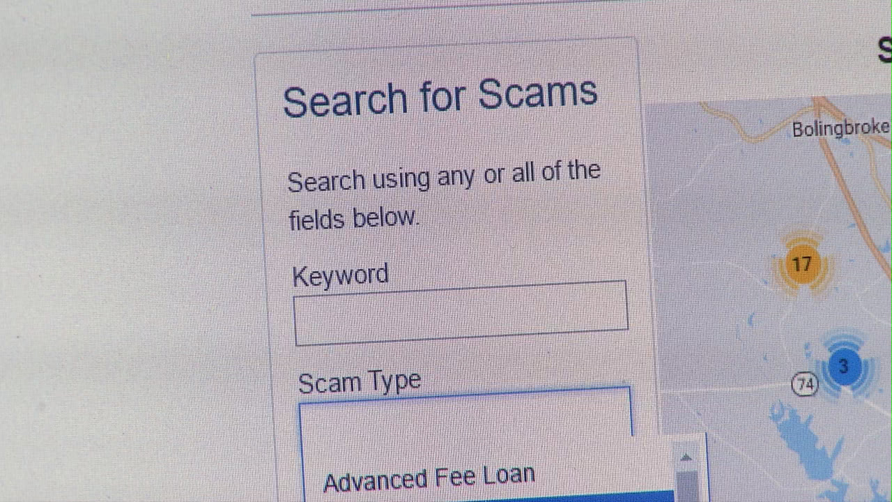 How you can become a scam tracker | WGXA