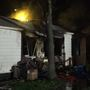 OKC firefighters battle early morning duplex fire
