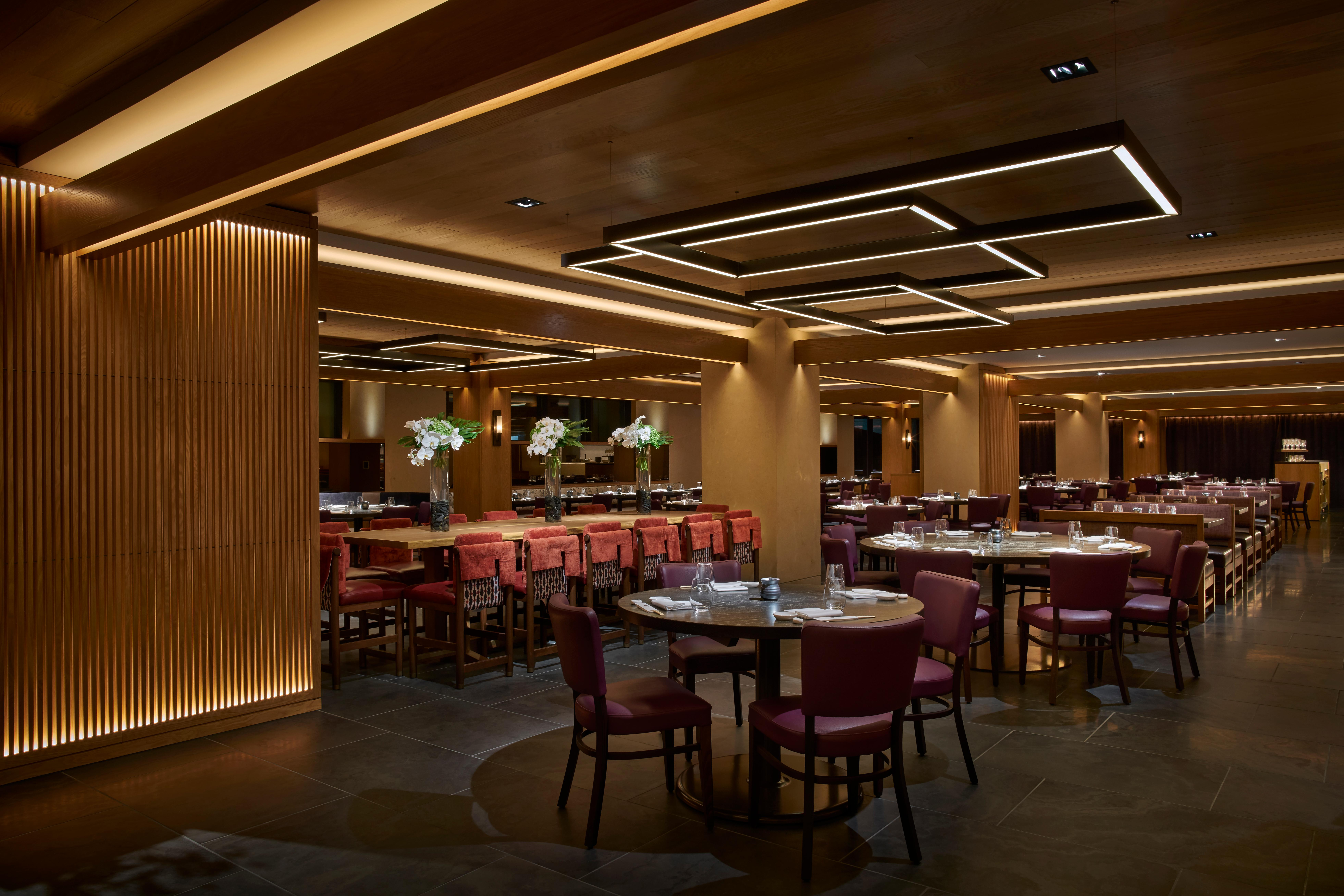 Nobu Washington DC Dining Room (Photo credit: Greg Powers)