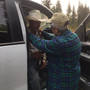 Prineville man found: in good spirits and health