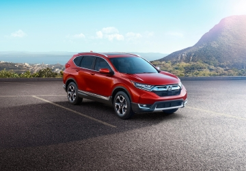Honda revamps CR-V