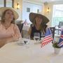 Local Royal Wedding Watchers Made to Feel like Royalty