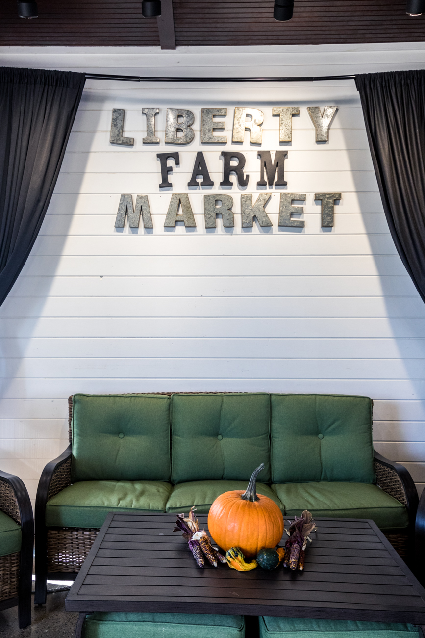 "To follow along for updates on the latest hours and other happenings, check out their{&nbsp;}<a  href=""https://www.facebook.com/libertyfarmmarket/"" target=""_blank"" title=""https://www.facebook.com/libertyfarmmarket/"">Facebook{&nbsp;}</a>or{&nbsp;}<a  href=""https://www.libertyfarmmarket.com/"" target=""_blank"" title=""https://www.libertyfarmmarket.com/"">website</a>. / Image: Catherine Viox // Published: 11.5.20"