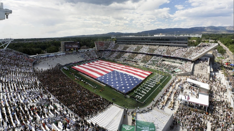 Mountain West Football Posts Its Lowest Attendance Ever