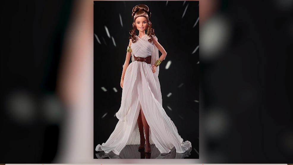 Space, but make it fashion: Barbie launches new designs inspired by 'Star Wars'
