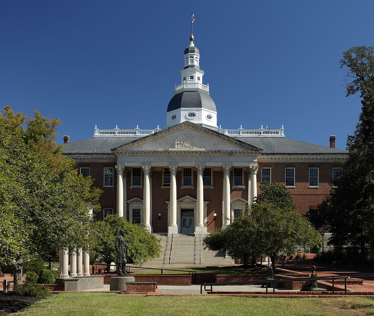 Maryland State House (Paul Shapin)