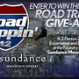 Winter Road Trippin' - Sundance Resort Sweepstakes