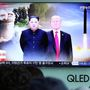 White House: North Korea talks moving 'quickly'