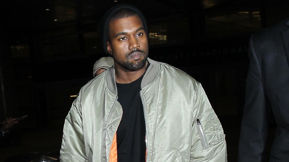 Kanye west unveils new album live at madison square garden Kanye west at madison square garden