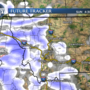 Light snow continues through Sunday