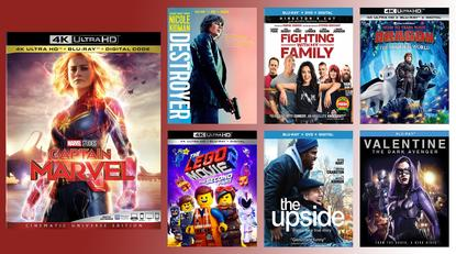 Father's Day gift guide to new-release movies, books and