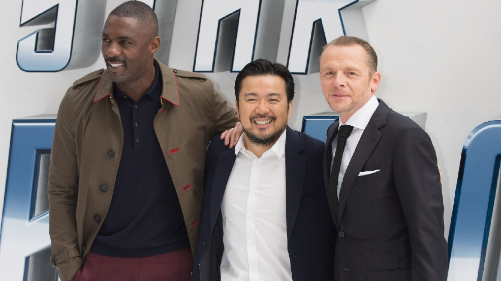 Simon Pegg argued with Justin Lin over 'Star Trek Beyond' plans