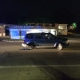 Police respond to hit and run accident in Kalamazoo