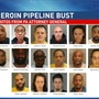 Officials bust heroin pipeline valued at $7.8M in Altoona, Johnstown