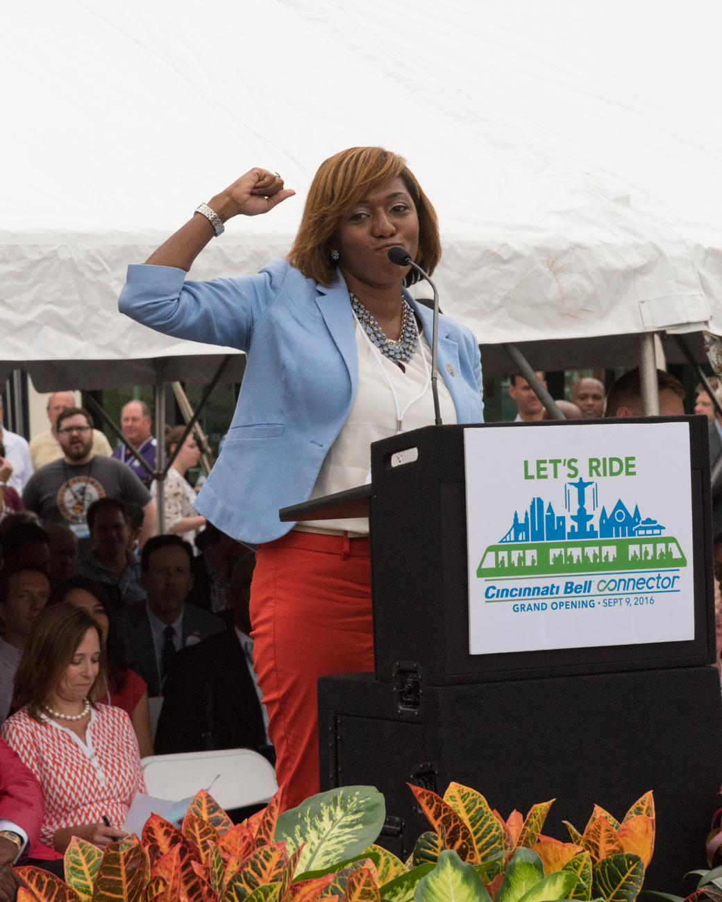 Yvette Simpson, Cincinnati City Council Member / Image: Phil Armstrong, Cincinnati Refined
