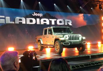 PHOTO GALLERY: 2020 Jeep Gladiator