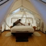 Property owners rent luxury tents to Bend's tourists