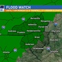 Flood Watch: Heavy rain, flooding possible over the weekend