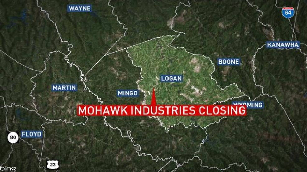 Flooring Manufacturer Mohawk Industries Closing In Logan