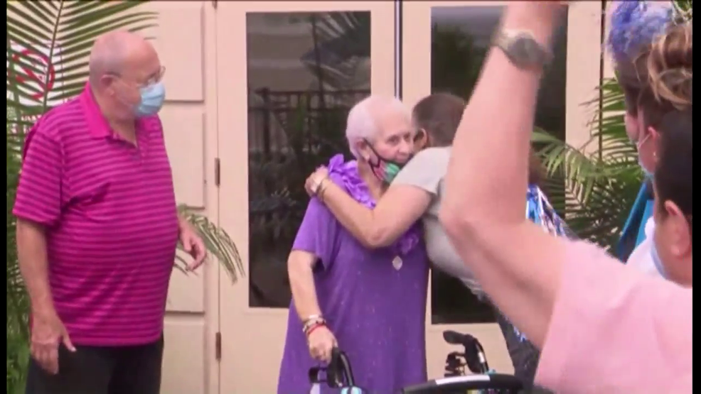 90-year-old Holocaust survivor leaves hospital after surviving coronavirus - NBC 15 WPMI