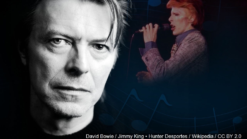 David Bowie 'was planning new record before his death'