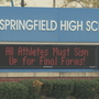 Viral video shows group waving Confederate flag outside of Springfield HS