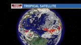 Tropical tracking, Thursday update