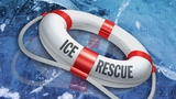 Teenage girl rescued after falling through ice in Attleboro