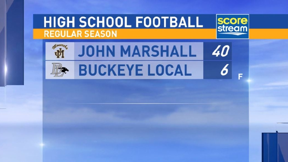 John Marshall at Buckeye Local