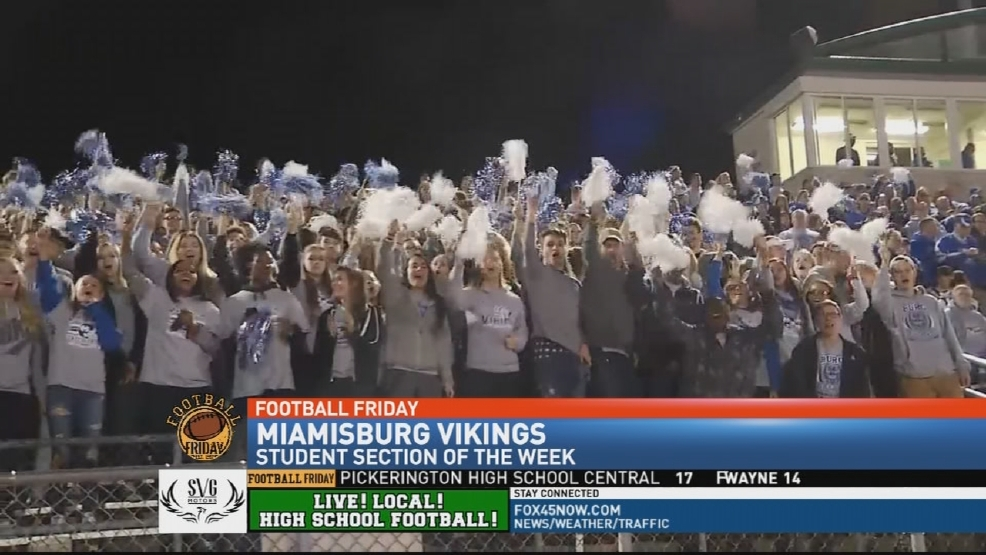 Week 13: Miamisburg Vikings