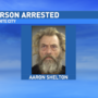 Brush fire arsonist arrested