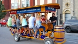 Pedal Wagon is coming to the Oregon District