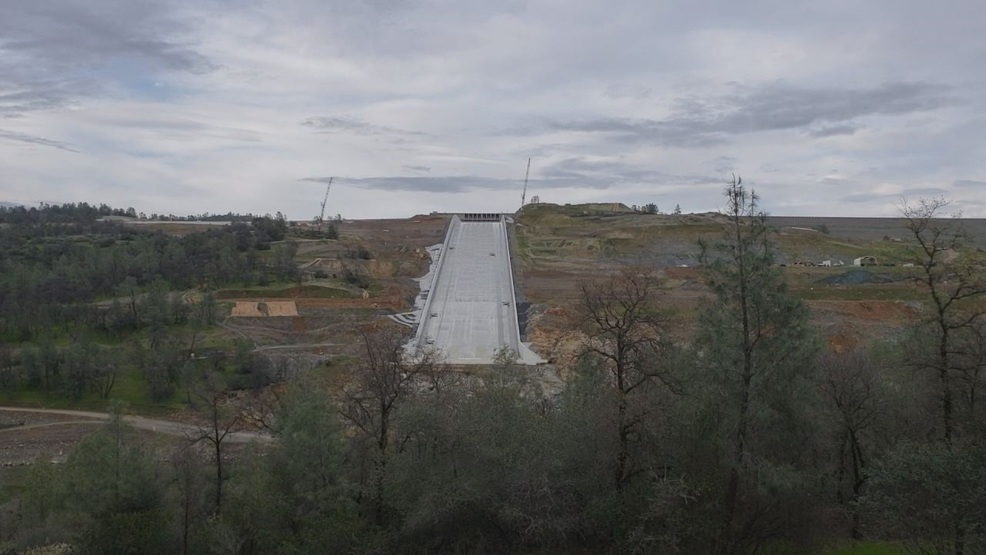 DWR increases water releases at Lake Oroville Powerplant