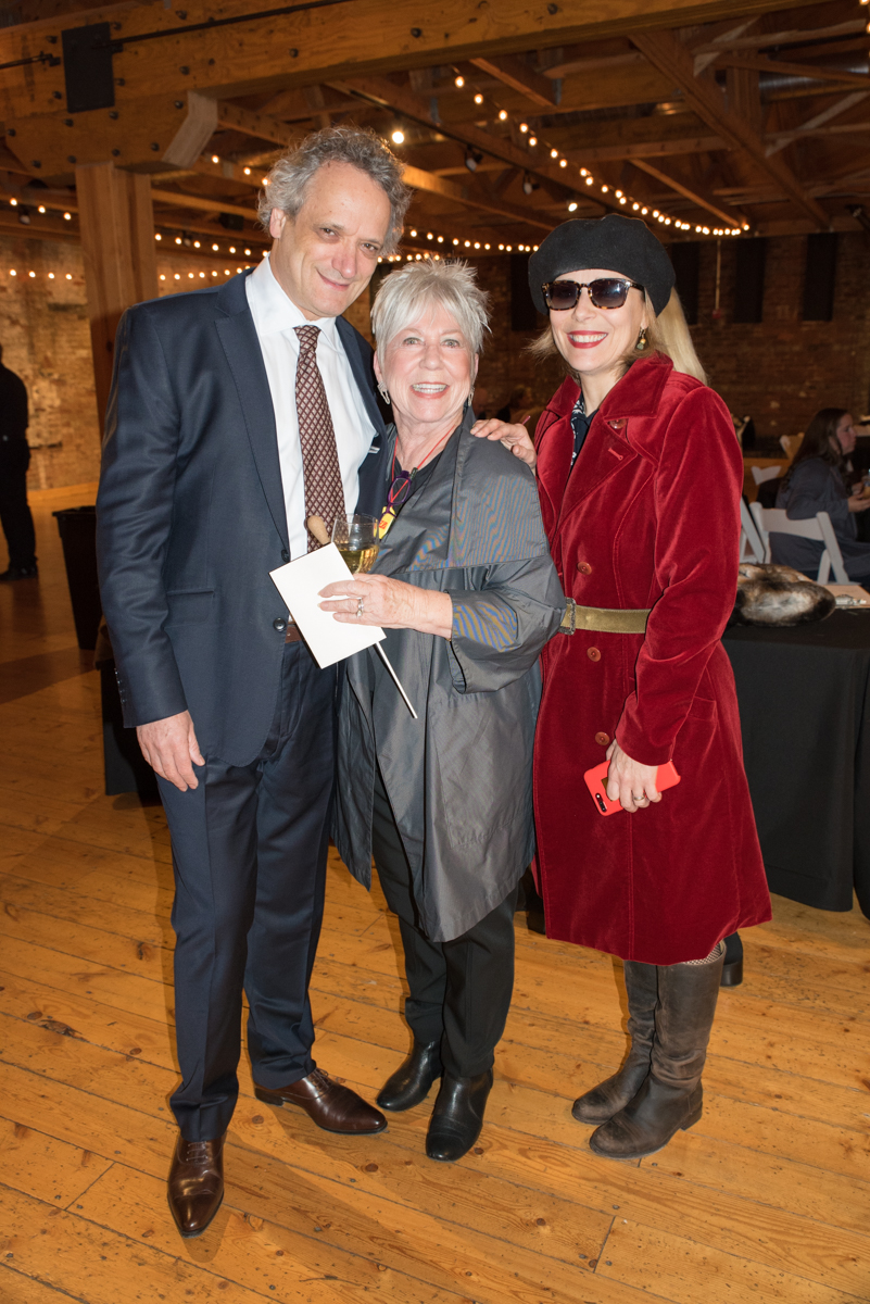 People: Louis Langree, Moe Rouse, and Aimee Langree / Event: Mannequin Boutique's RENT Fundraiser at Rhinegeist (10.25.17) / Image: Sherry Lachelle Photography / Published: 11.3.17