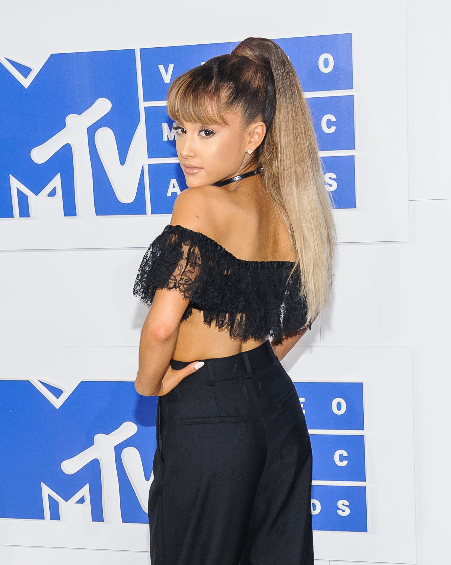 2016 MTV Video Music Awards at Madison Square GardenFeaturing: Ariana GrandeWhere: New York, New York, United StatesWhen: 28 Aug 2016Credit: C.Smith/WENN.com