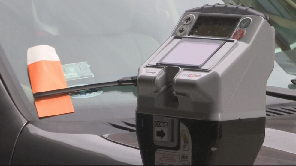 Bill Would Tie Vehicle Registration To Parking Tickets Wjar