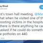 REPORT: Waffle House shooting victim asked Nashville mayor to repair I-440 potholes