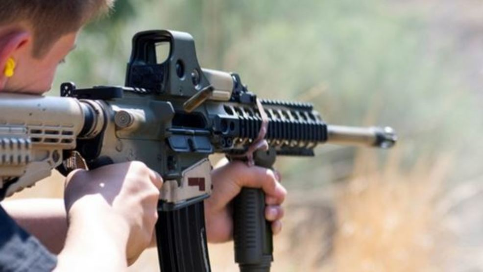 Roofing Company Offers Free Assault Rifles With Service
