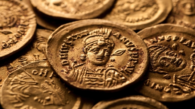 Ancient Lydians Were The First To Produce The Gold Coin