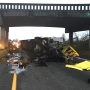 I-5 reopens near Chehalis after horrific semi truck rollover crash